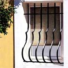 Ferro battuto leonardi e maceroni cancelli automatici for Grate in ferro battuto immagini